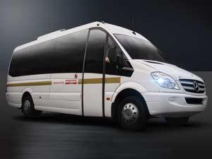 Minibús para Traslados
