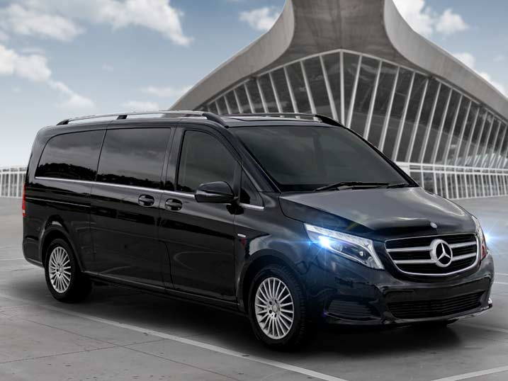 Mercedes Minibús Clase V